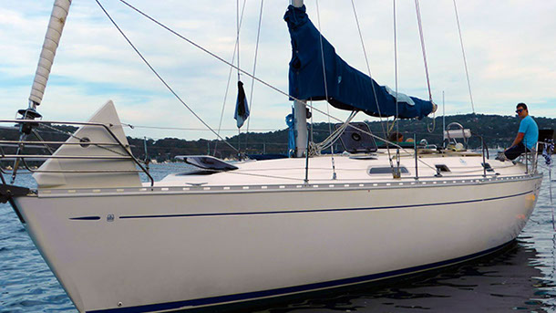 Mirage_For_Hire_bareboat_charter_sydney