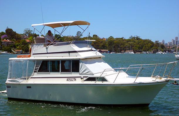 Vision_Mariner_31_bare_boat_charter_sydney